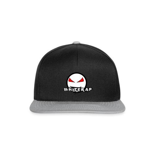 WhiteRap Logo 2 - Snapback Cap