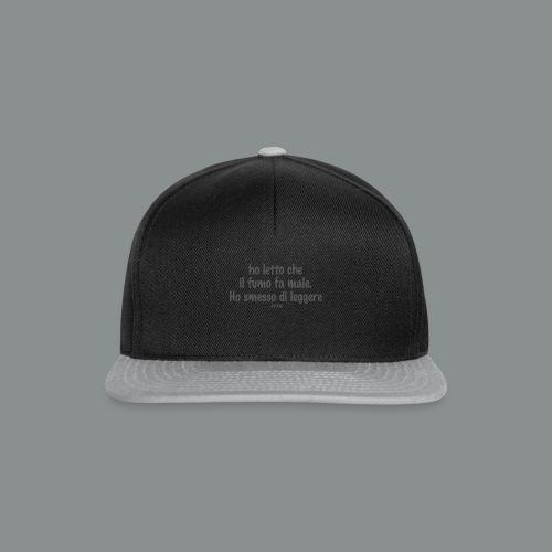 hoSmesso - Snapback Cap