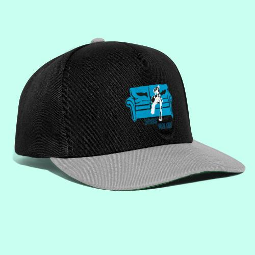 Dogs are the New Kids - Snapback Cap