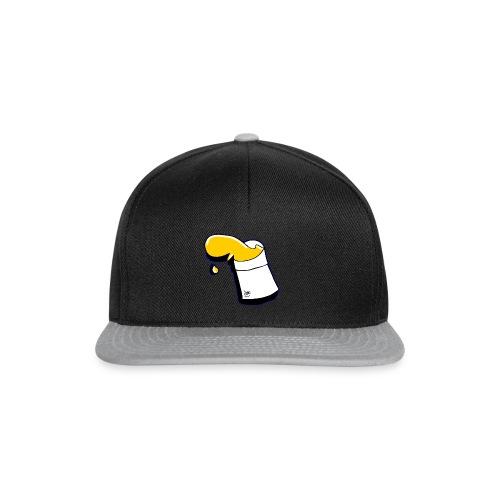 1 Cup Yellow png - Snapback Cap