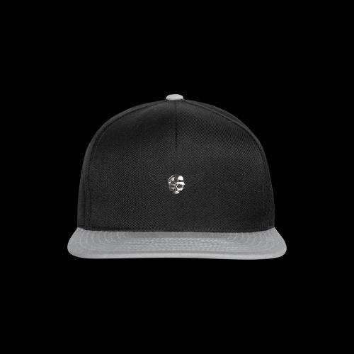 Biker skull - Snapback Cap