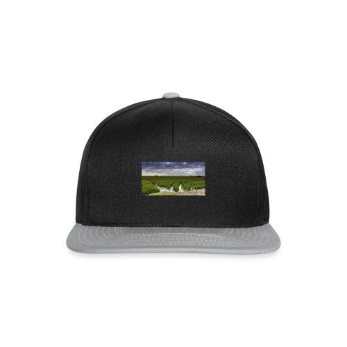 Campos de arroz - Gorra Snapback