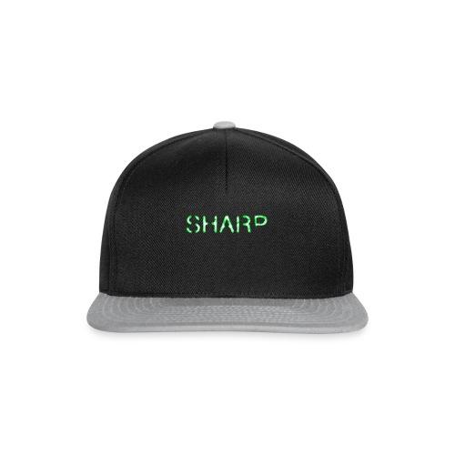 sharp clan mug - Snapback Cap