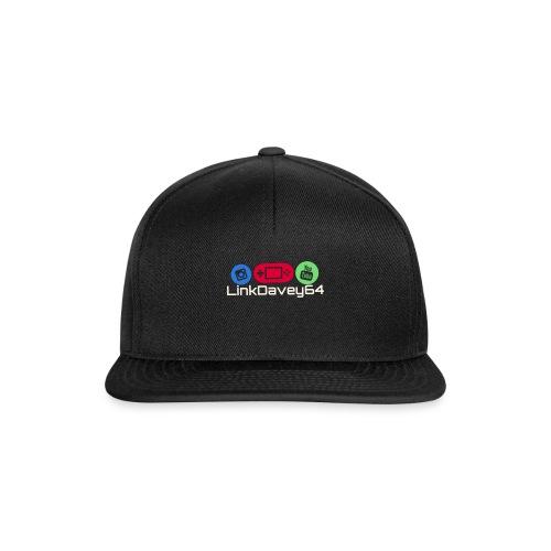 LinkDavey64 - Snapback cap