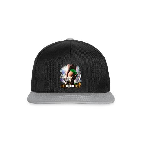 Sexy Maglietta Fly Fishing - Snapback Cap