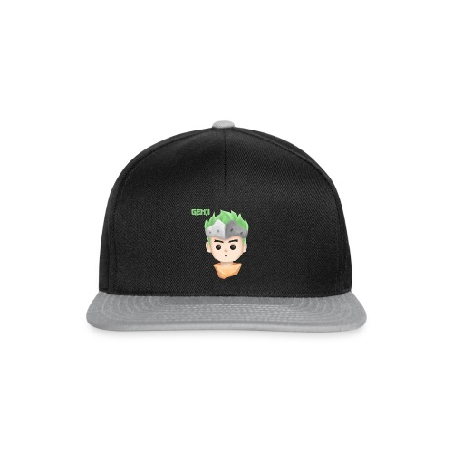 Young Genji - Made by Alpha - Snapback Cap