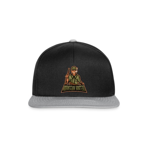 NORWEGIAN HUNTERS - Snapback-caps