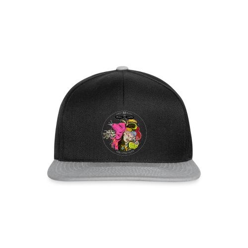 The Strength | Die Kraft Tarot Karte | Löwe - Snapback Cap