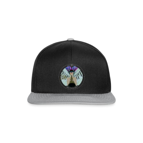 The Judgement | Das Gericht Tarot Karte rund - Snapback Cap