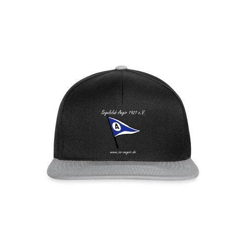 Aegir weiß - Snapback Cap