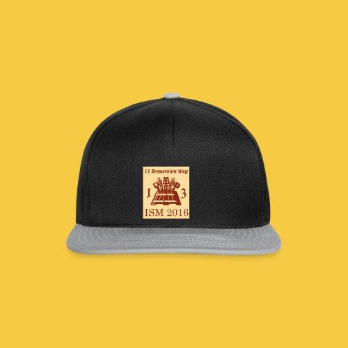 ISM2016 - Snapback Cap