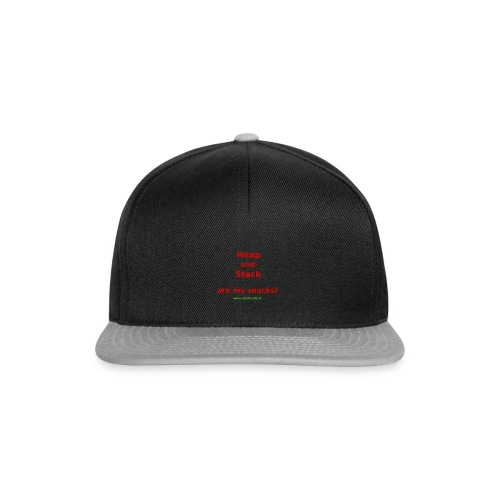 Stack Snack - Shellcode.it - Snapback Cap