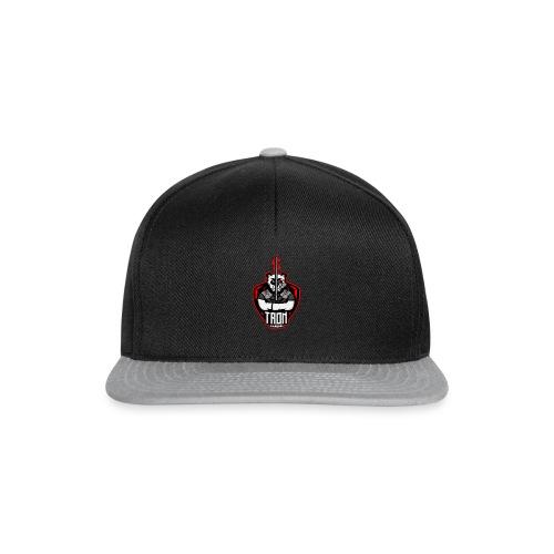 Tron-Gaming-Logo-Transparent - Snapback Cap