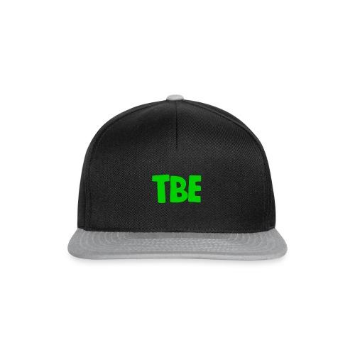 Logo groen - Snapback cap