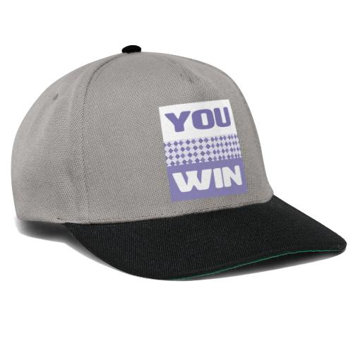 you win 29 - Snapback Cap