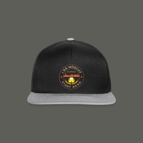 Logo farbig - Snapback Cap