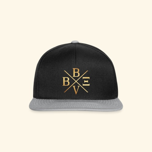 BVBE Gold X Factor - Snapback Cap