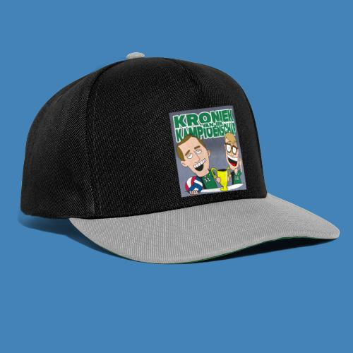 Kroniek van een Kampioenschap - Snapback cap