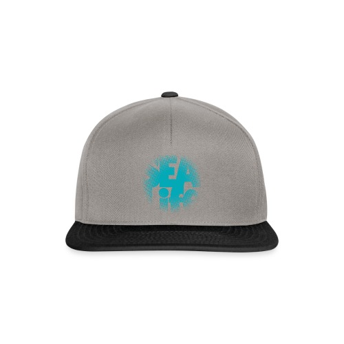 Sealife surfing tees, clothes and gifts FP24R01A - Snapback Cap