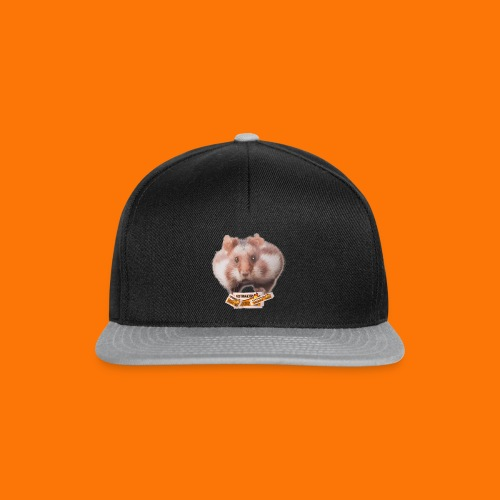 SixDipHamster (logo) - Casquette snapback