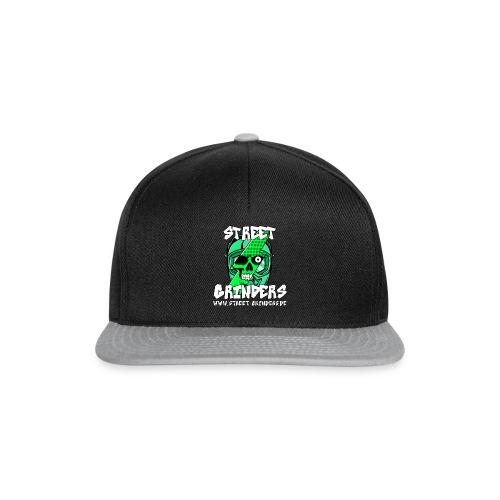 Street Grinders Merch Grün - Snapback Cap