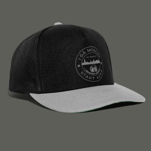 Logo Grau - Snapback Cap