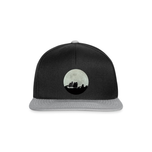 moon wolf - Casquette snapback