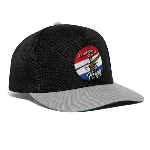Holland Style (IIADIAM) - Snapback Cap