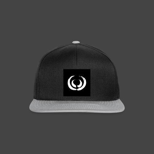 Marker Gewaff maske weiss - Snapback Cap
