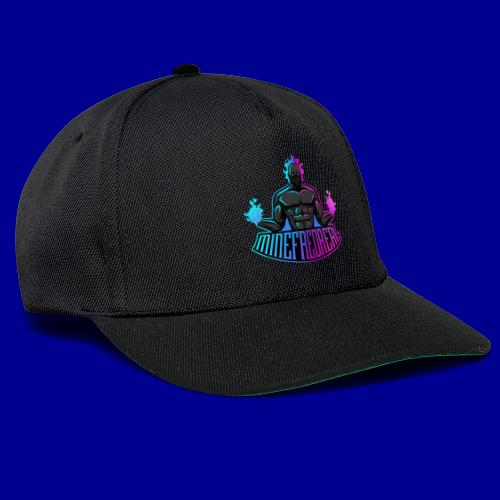 Minefred Real Logo - Snapback Cap