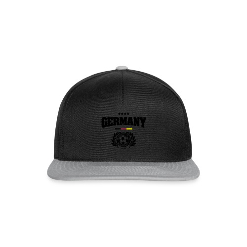 Germany - Supporter of the Mannschaft - Snapback Cap