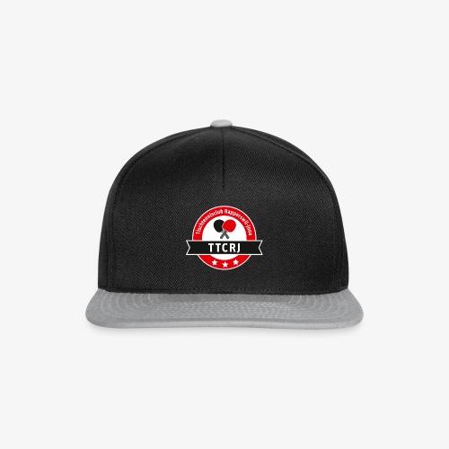 TTCRJ-Logo - Snapback Cap