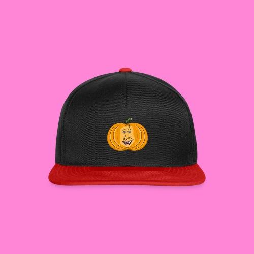 Rick pumpkin - Snapback cap