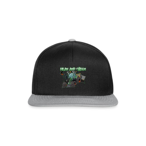 F 718Vario mean and green - Snapback cap