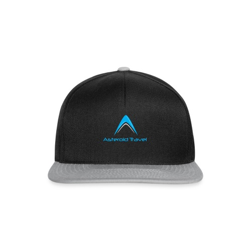 Asteroid Travel Logo - Snapback-caps