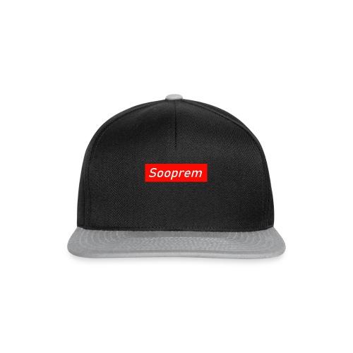 Sooprem - Snapback Cap