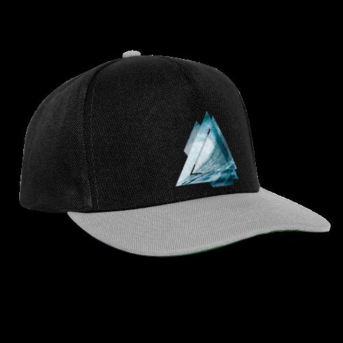 Dreieck Surfer Welle - Snapback Cap