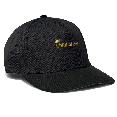 child of god - Casquette snapback