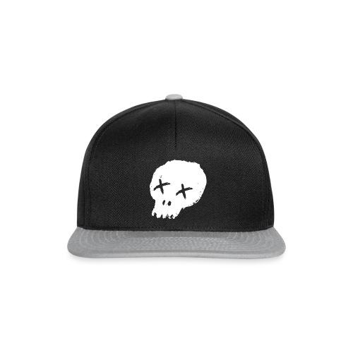 skulllogo - Snapback Cap