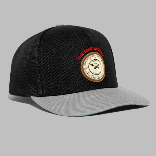 The Time Machine - Snapback Cap