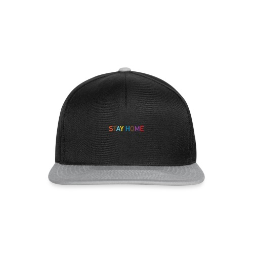Stay HOME - Snapback Cap