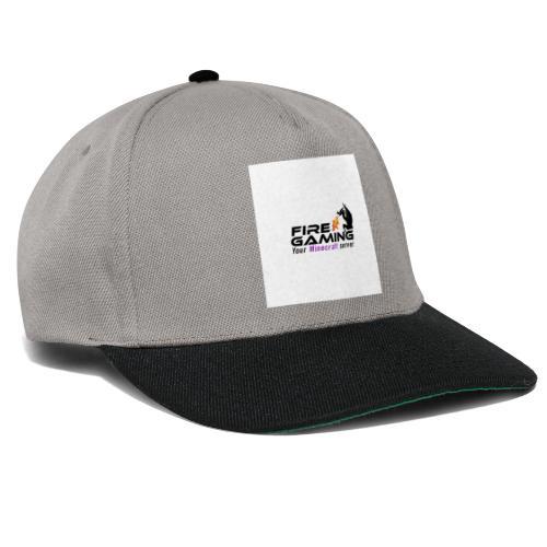 FireGaming - Snapback Cap