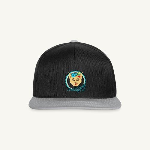 Rockabilly Cat - Snapback Cap