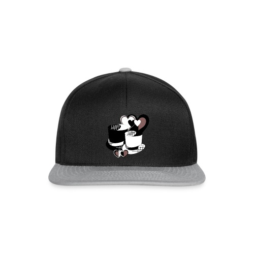 Hochzeitszylinder - Snapback Cap