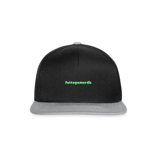 futtegamerdk trøjer badge og covers - Snapback Cap