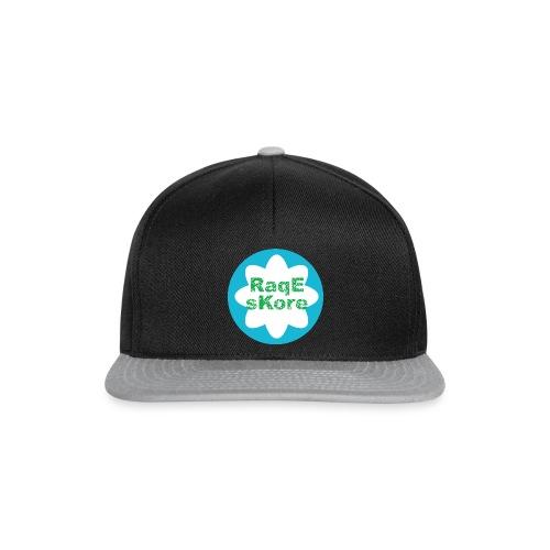 RaqEsKore - Snapback Cap
