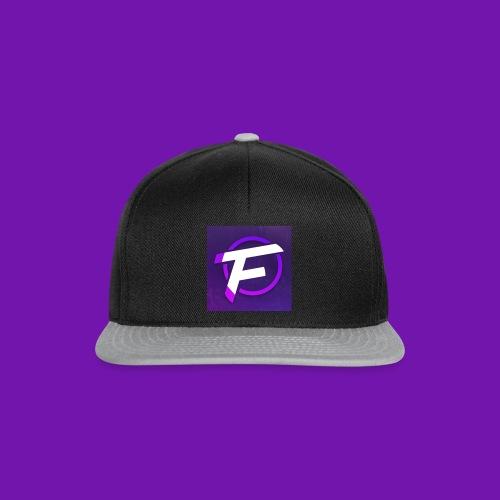 Flux Clan Logo - Snapback Cap