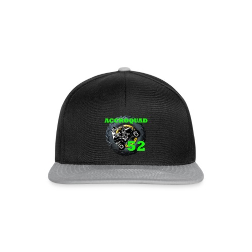 ACCROQUAD 52 - Casquette snapback