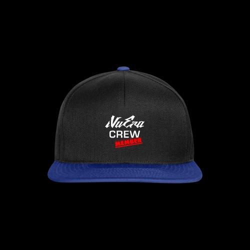 NuEra Crew Logo 2018 - Snapback Cap