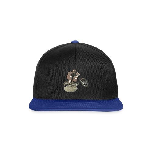 marlboro nx250 less saturation - Snapback cap